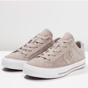 Converse Star Player Oxford Suede Sneakers